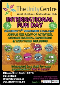 International Fun Day Poster!
